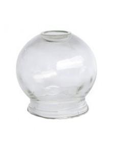 Bańka szklana 3,5 x 5 cm