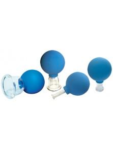Bańki próżniowe szklane 4 szt